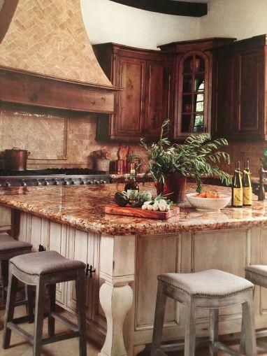 Amazing Farmhouse Kitchen Design And Decorations Ideas 078