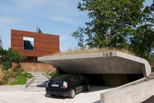 Architectures Underground Garage