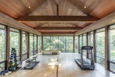 Basement Home Gym 1