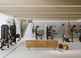 Basement Home Gym 4