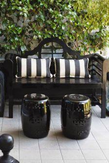 Beautiful Black and White Decor Ideas 68