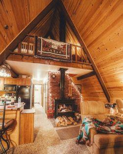 Best Small cabin designs ideas 5