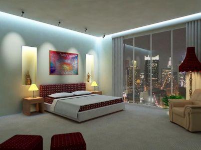 Cool Bedroom Interior Design