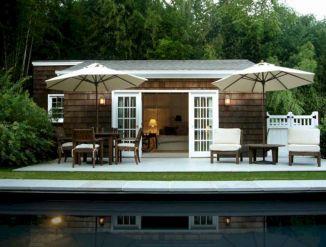 Cottage Pool House Ideas