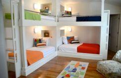 Cozy Bed Loft Ideas For Beloved Twin Kids 141