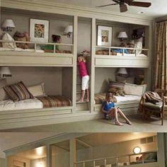 Cozy Bed Loft Ideas For Beloved Twin Kids 311