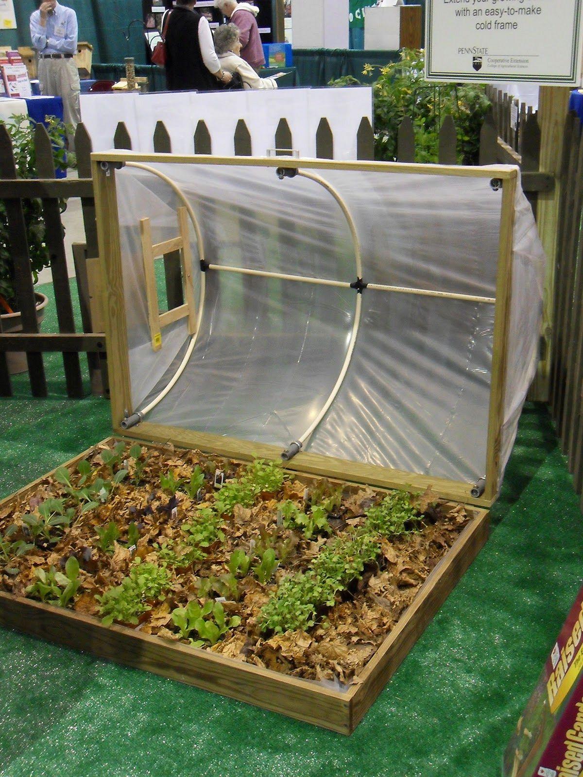 DIY Cold Frame Garden Box 6 – DECOREDO