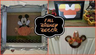 Disney DIY Home Decors