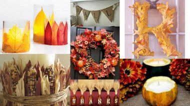 Easy DIY Fall Room Decor Ideas