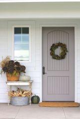 Entryway Table Decor Ideas for Fall 5