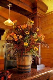 Fall Entry Table Decor Ideas 3