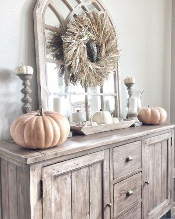 Fall Entry Way Decoration Ideas 5