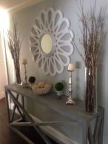 Foyer Entrance Fall Decorating Ideas 2