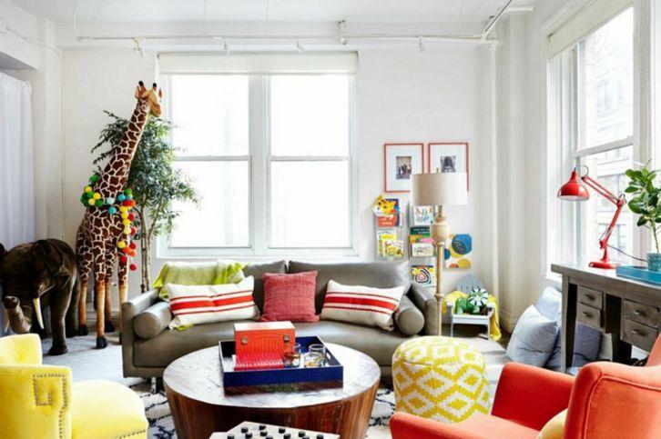 Friendly Living Room Ideas