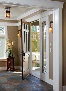 Front Door Entry Way Design Ideas