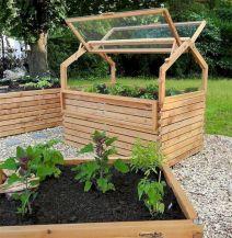 Garden Cold Frame Design 5