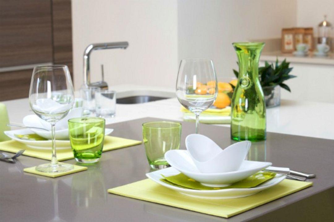 Green kitchen accessories decoredo for Design kuchenaccessoires