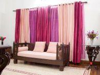 Kerala Home Designs Curtain