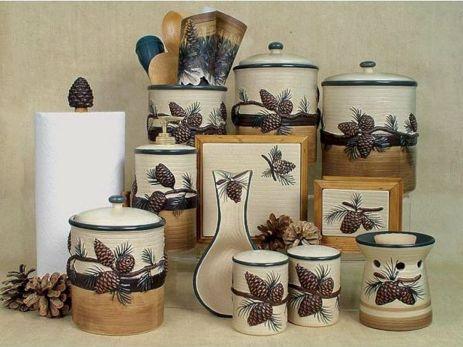 Kitchen Counter Decorative Accessories