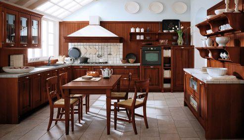 Kitchen Ideas with Brown Decor