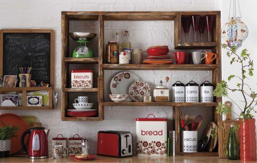 Kitchen Theme Wall Decorating Ideas
