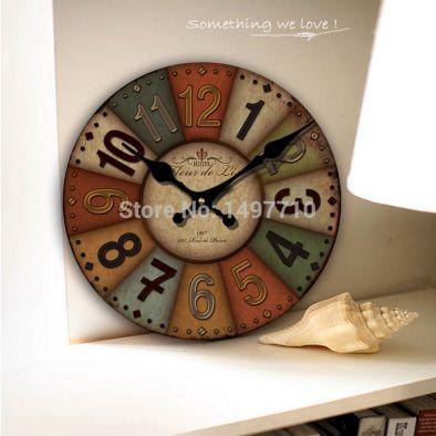 Living Room Wall Clocks