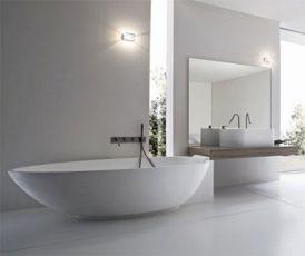 Modern Bathroom Black White