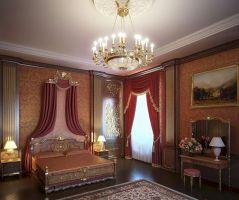 Modern Bedroom Curtain Designs