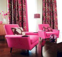 Modern Living Room Curtain Design