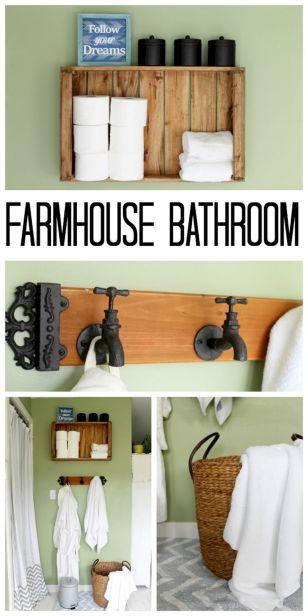 45 Awesome Farmhouse Decor Ideas On A Budget 022