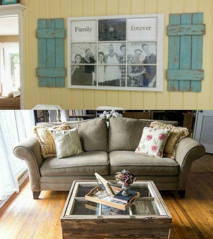 45 Awesome Farmhouse Decor Ideas On A Budget 07