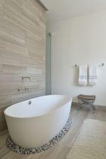 Amazing Rock Wall Bathroom You Need to Impersonate 47