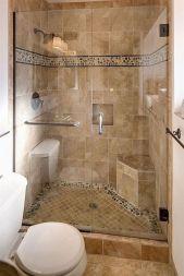 Amazing Rock Wall Bathroom You Need to Impersonate 8