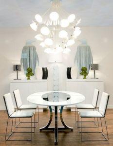 Art Deco Dining Room Symmetrical