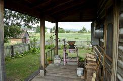 Back Porch On the Farm