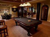 Basement Game Room Ideas