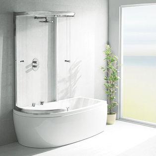 Bath Shower Combo