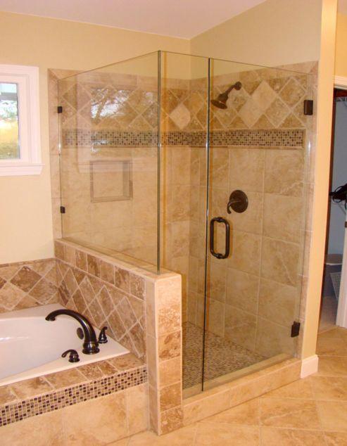 Bathroom Remodel Tile Shower