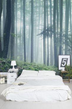 Beautiful Bedroom Wallpaper Decorating Ideas 1