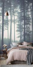 Beautiful Bedroom Wallpaper Decorating Ideas 19