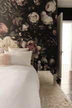 Beautiful Bedroom Wallpaper Decorating Ideas 25
