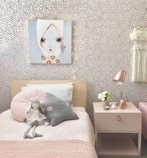 Beautiful Bedroom Wallpaper Decorating Ideas 33