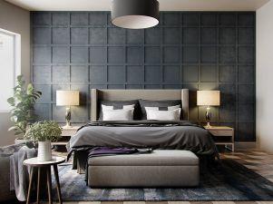 Beautiful Bedroom Wallpaper Decorating Ideas 38