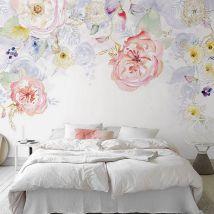 Beautiful Bedroom Wallpaper Decorating Ideas 49