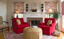 Beautiful Symmetrical Balance Interior Design