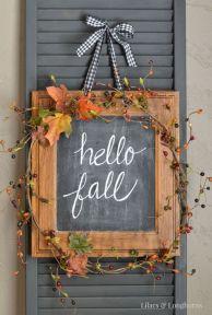 Best Fall Craft Decoration Ideas 8