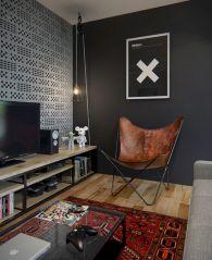 Best Masculine Room Design Ideas 43