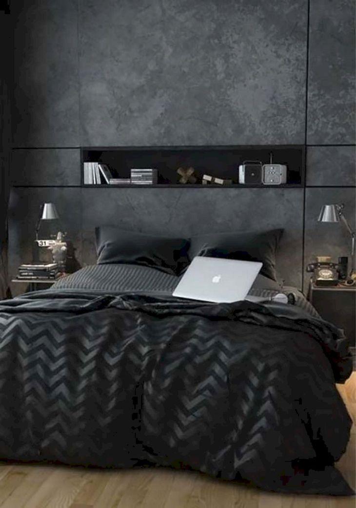 Best Masculine Room Design Ideas 58