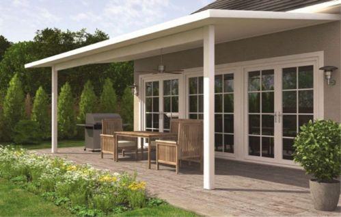 Covered Back Porch Patio Design