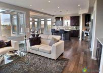 Decorating Living Room Open Floor Plan